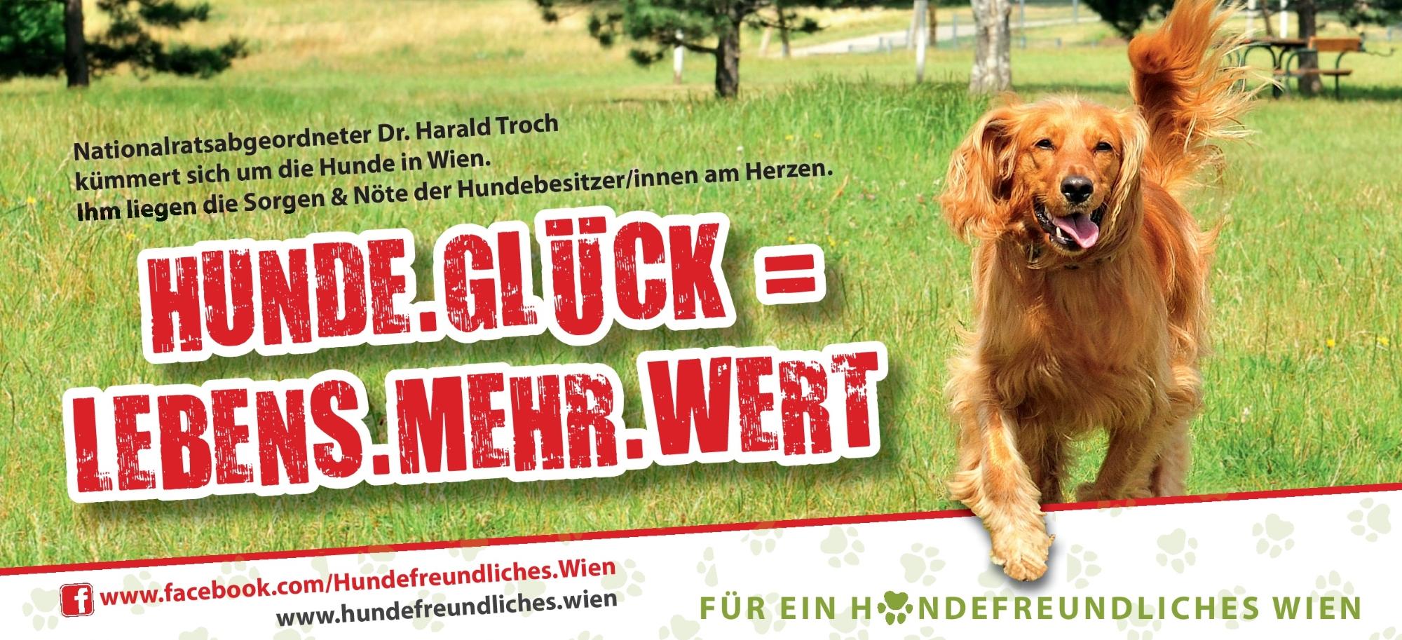 Hundefreundliches.Wien